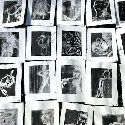Monotypes Portfolio