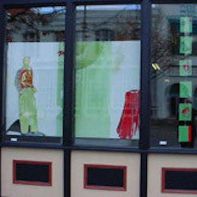 Artist Window Space