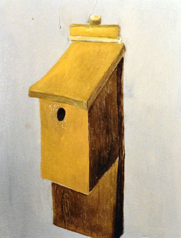 #5 Bluebird House
